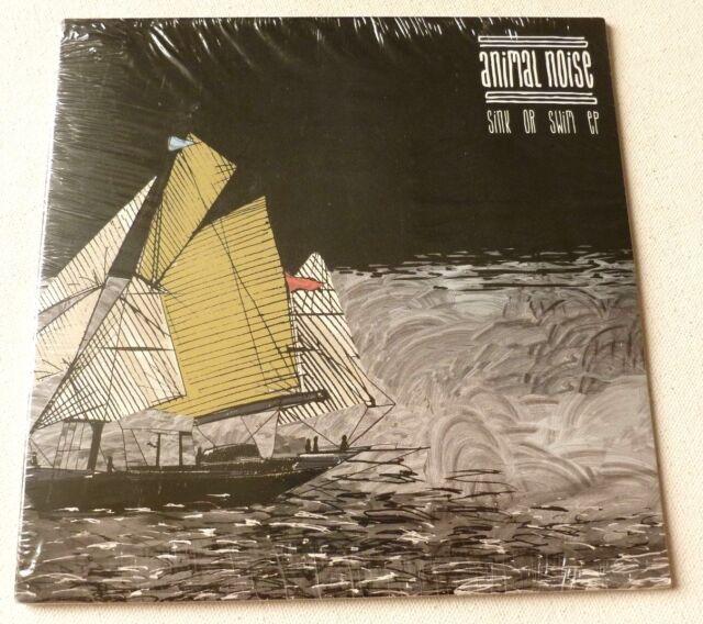 """Animal Noise - Sink or swim EP     UK 7"""""""