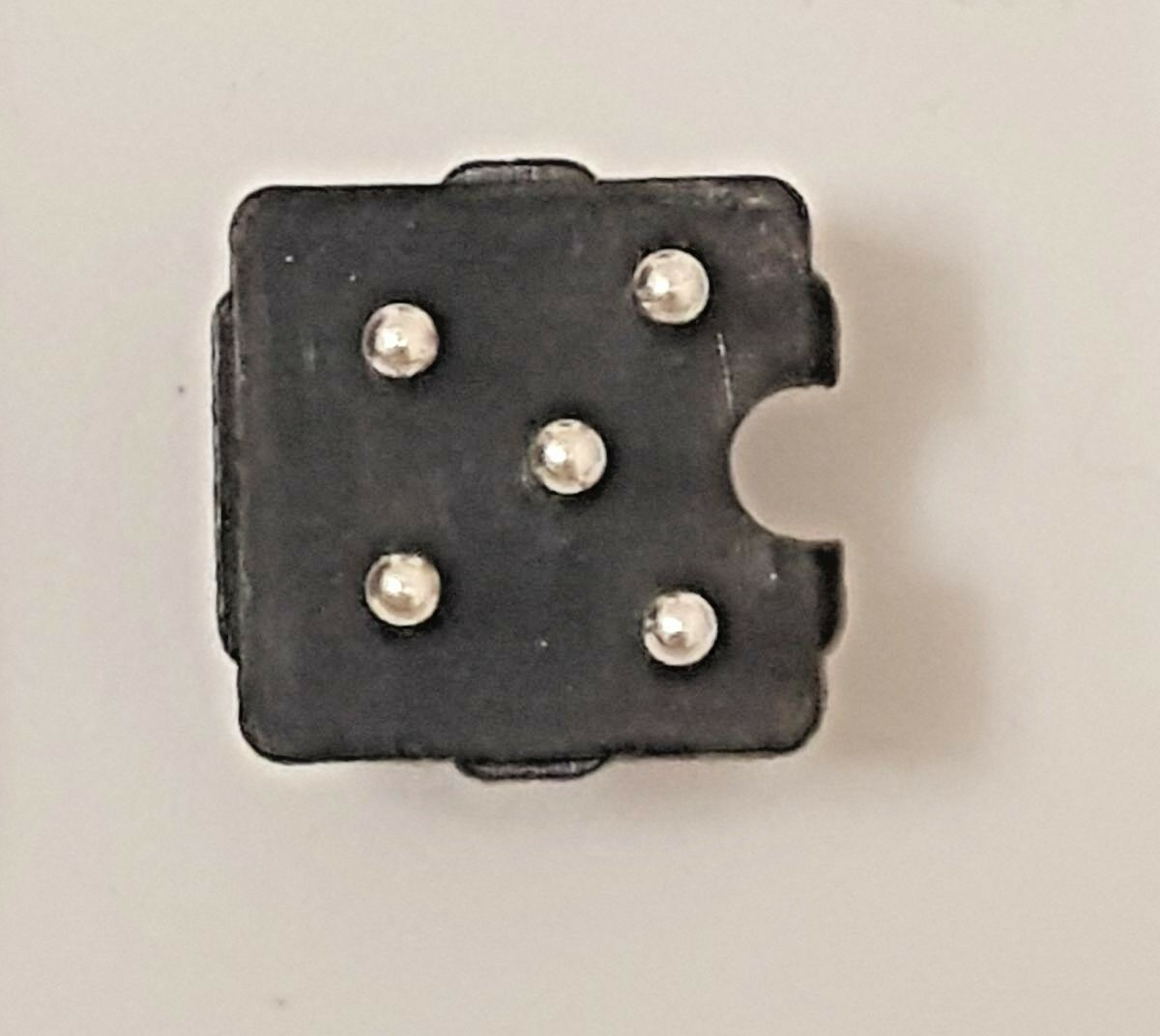 Power Supply Connector for Commodore Amiga 500, 600, 1200 and Commodore 128