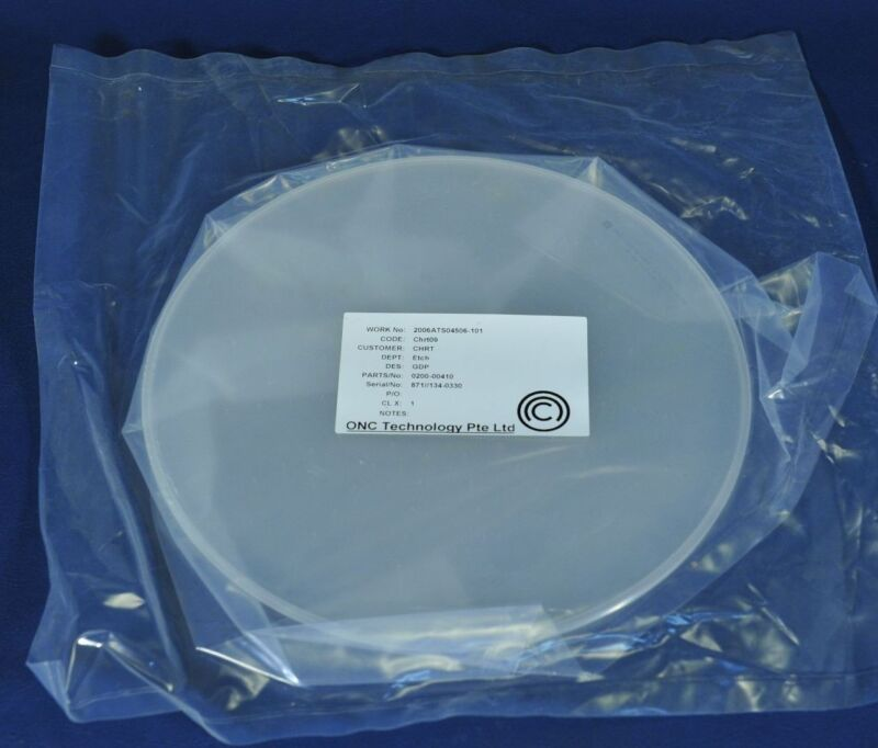 722 Applied Materials Onc Tech 88 Holes Uni-insert Gas Distribution 0200-00410
