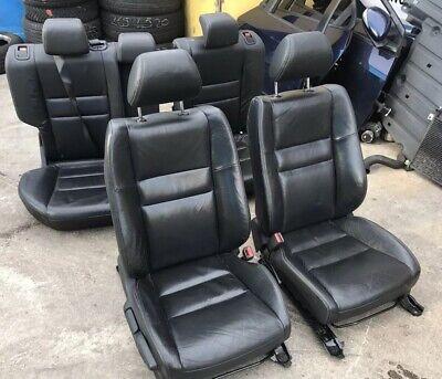 Honda Civic MK8 5 Door Heated Black Leather Seats Full Interior With Door Cards