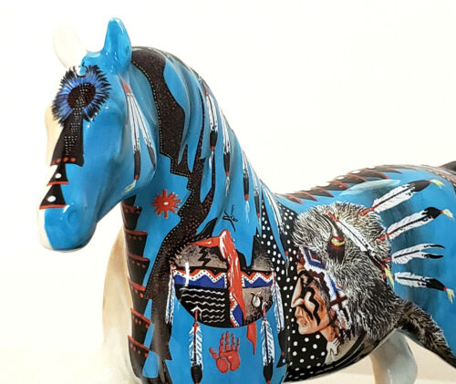 The Trail Of Painted Ponies Sounds Of Thunder #12240 4E/0007 New
