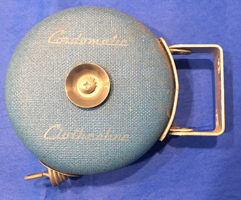VTG Coromatic Automatic-Retraceable Clothesline  20 Foot Apartment RV Camping