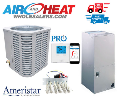 New - Ameristar 4.0 Ton Split Type Air Conditioner - 14 Seer (free Kit)