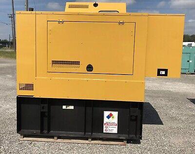 60 Kw Diesel Caterpillar Generator Perkins 2326 Diesel D60p3s 120240480 Volt