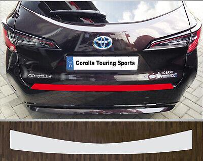 Lackschutzfolie Ladekantenschutz transparent Toyota Corolla Touring Sports ab 19