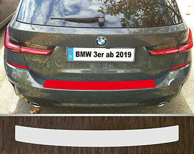Ladekantenschutz Lackschutzfolie transparent BMW 3er G21 Touring ab 2019