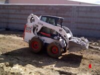 RENT ANY BOBCAT MACHINE WITH SKILLED OPERATOR