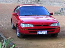 1998 Toyota Corolla Hatchback Margaret River Margaret River Area Preview
