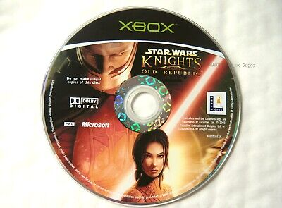 70297 Star Wars Knights Of The Old Republic - Microsoft Xbox (2003)