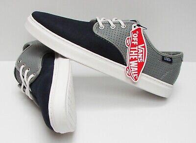 Men's VANS Ludlow Classic size 13 Shoes Navy Grey Old Skool Sneakers