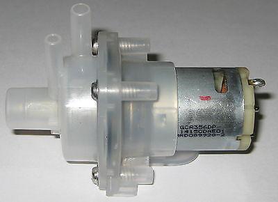 High Output 12v Mini Water Pump - Keurig Powerful Water Pump Magnet Impeller
