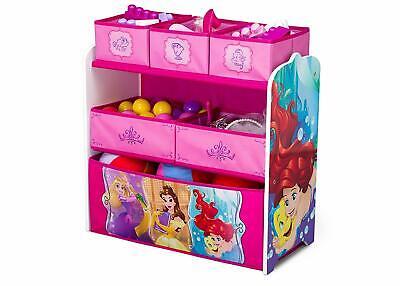 Disney Princess Regal Kindermöbel Spielzeugkiste Kinderregal holz