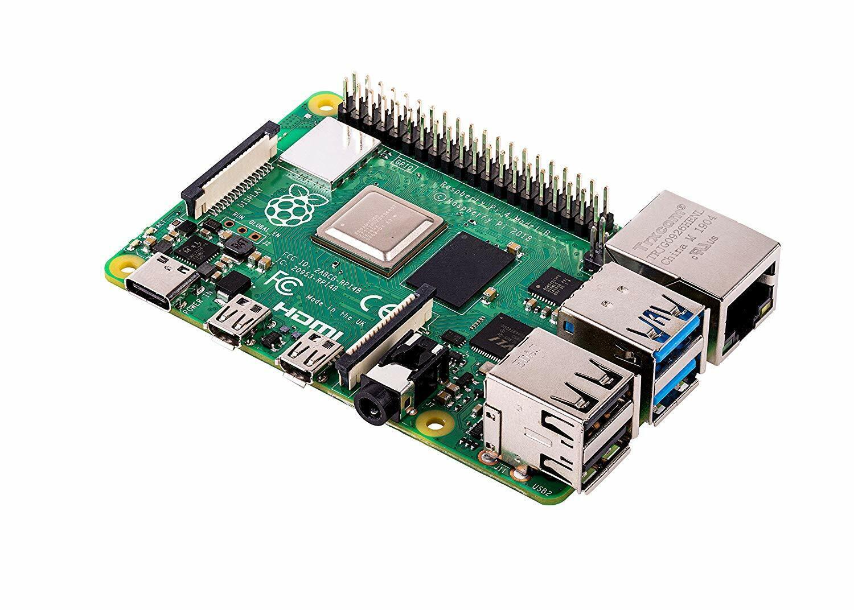 Raspberry Pi 4 Model B  - 1GB - 2GB - 4GB