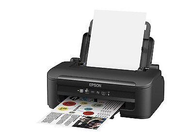 Epson WorkForce WF-2010W (A4) Colour Inkjet Wireless Printer
