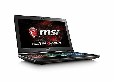 MSI Gaming GT62VR Dominator Pro-087, i7-6700HQ, 256G SSD+1TB, 16GB, GTX 1070 8G