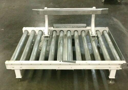 """Motorized Roller Conveyor w/ SEW Eurodrive  0.37 kW Motor / 72""""L x 53""""W"""