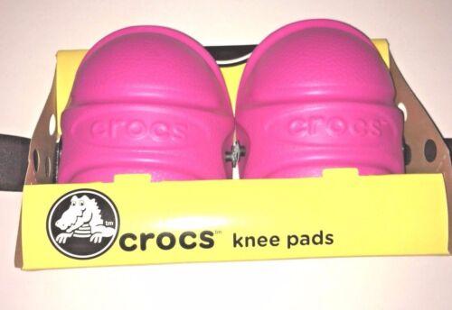 Fuchsia Crocs Knee Pads New In Box