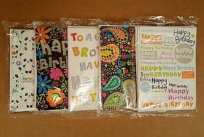 Mixed greeting cards, job lot of 3,500 brand new sealed cards