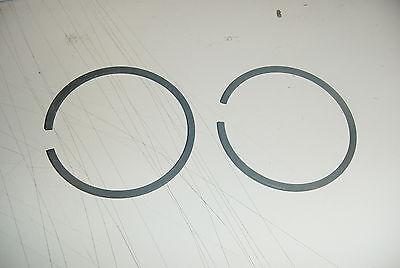 Poulan Chainsaw 53 53a Super 68 Piston Rings --- Box365