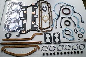 CAPRI 3000 E GT GRANADA SCIMITAR V6 2.5 3.0 ESSEX FULL ENGINE HEAD GASKET SET