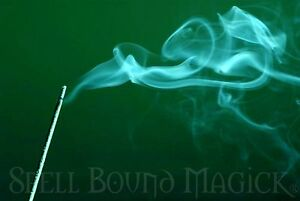 HAUNTED-SPELL-BOUND-MAGICK-MONEY-DRAWING-INCENSE-STICKS-LUCK-WEALTH-SUCCESS