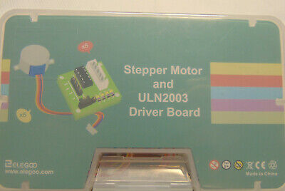 New 5 Stepper Motor Uln2003 Motor Driver Board Dupont Wires