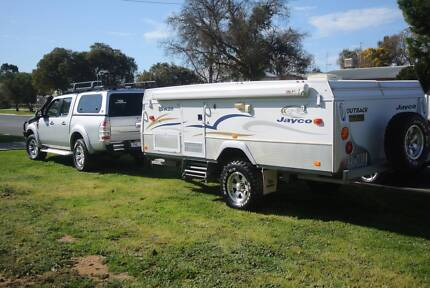 Jayco Swan Outback 2007 Echuca Campaspe Area Preview