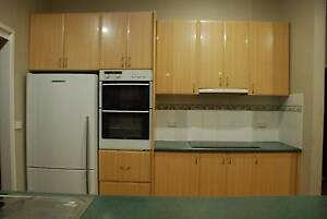 Full Kitchen- cabinets, doors, built in oven &sink-GREATcondition Panania Bankstown Area Preview