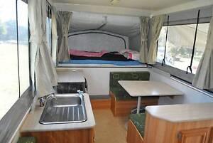2010 Windsor Escape Campervan Forest Lake Brisbane South West Preview