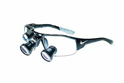 Nike Loupes W Led 2.5x New Custom Made Orascoptic Surgitel Designs For Vision