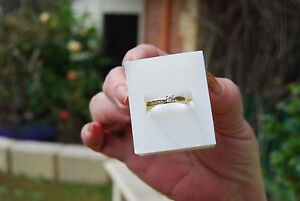 Diamond Ring Clarkson Wanneroo Area Preview