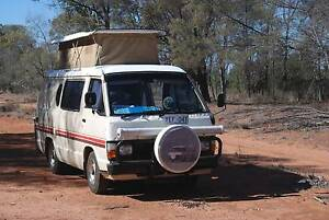 1986 LWB Toyota Hi Ace Camper Van Capital Hill South Canberra Preview