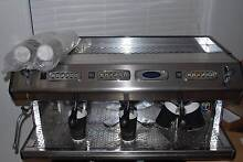 La Venezia 3 Group Volumetric Coffee Machine Virginia Brisbane North East Preview