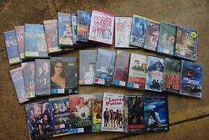 DVD's Assorted Movies and some sets of TV series Moulden Palmerston Area Preview