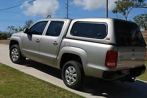 2014 Volkswagen Amarok 4x4 Dual Cab With Canopy Yeppoon Yeppoon Area Preview