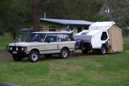 2008 Tvan Off-road Camper Trailer Lakes Entrance East Gippsland Preview