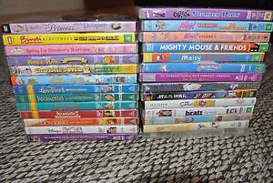 28 Kids DVD's Adamstown Newcastle Area Preview