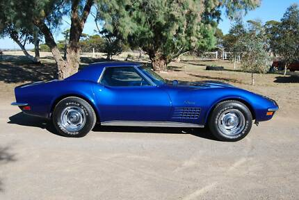 1971 Corvette Stingray  Convertible Snowtown Wakefield Area Preview