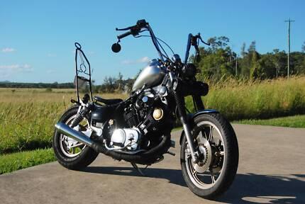Yamaha XV1000 Chopper