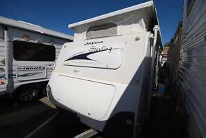 2006 Jayco Sterling #4647C Bellevue Swan Area Preview