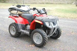 Quad bike and spray tank Highfields Toowoomba Surrounds Preview