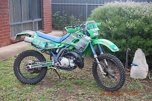 KDX250 Kawasaki 1993 Paralowie Salisbury Area Preview