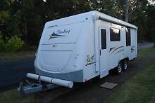 Jayco 2009 Stirling 21.65-4 - READY TO GO! Fletcher Newcastle Area Preview