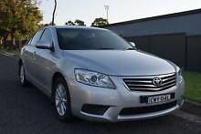 2010 Toyota Aurion Sedan Greystanes Parramatta Area Preview