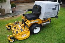 Walker Ride on Mower Albury Albury Area Preview