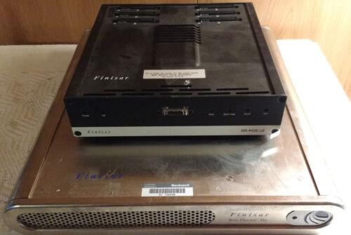 Finisar Bus Doctor Rx RX-108P-BUFF Protocol Analyzer with DR-PCIE-x8 PCIE Pod