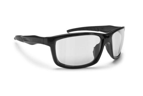 Bertoni Sport Technical Photochromic Sunglasses for Cycling MTB Running - ALIEN