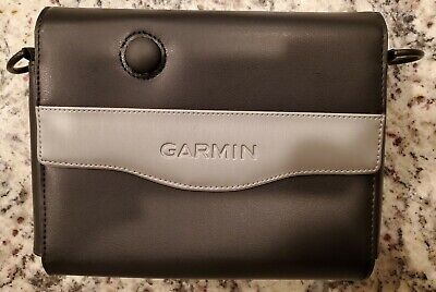 Garmin Deluxe GPS Carrying Case with Shoulder Strap for GPSMAP 695 and 696
