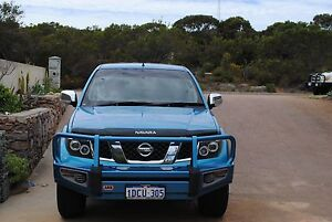 2009 Nissan Navara Ute Bunbury Bunbury Area Preview