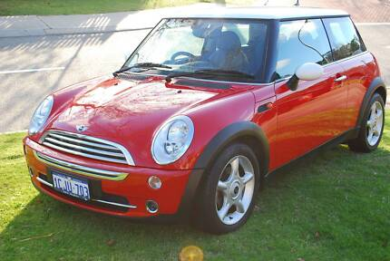 2006 Mini Cooper Chilli Sports Hatchback, Auto. Woodvale Joondalup Area Preview